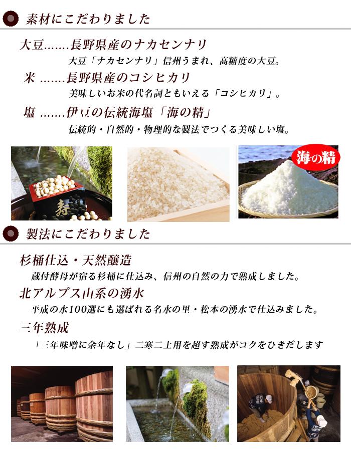 石井味噌のプレミアム味噌